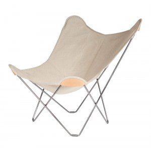 Canvas Butterfly Chair, Canvas Mariposa