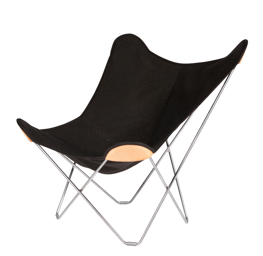 Butterfly Chair Black