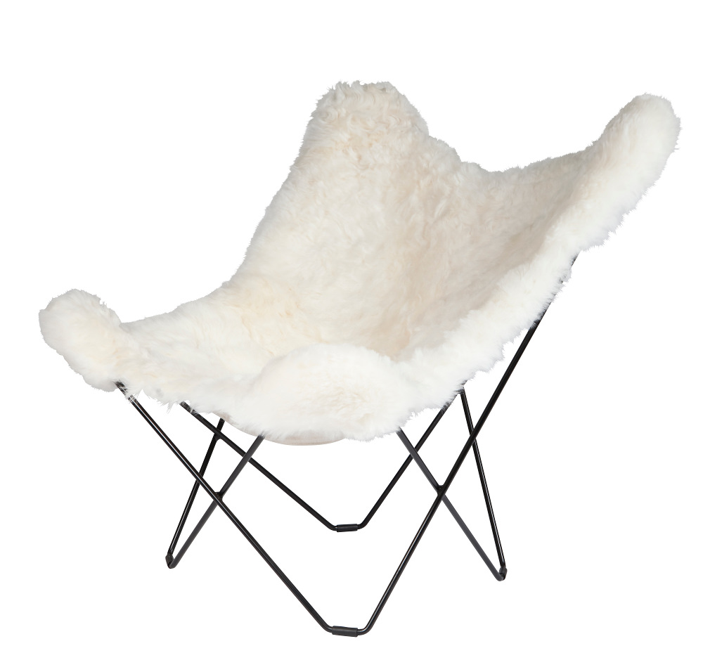 Sheepskin Butterfly Chair – Iceland Mariposa