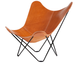 Luxury Chair Leather Butterfly