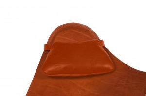 Montana Leather Cushion For Butterfly Chair
