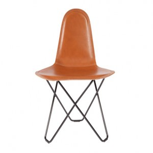 Modern Leather Dining Chair Cactus