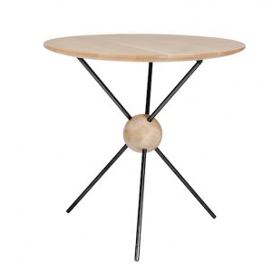 Small Round Side Table Jupiter