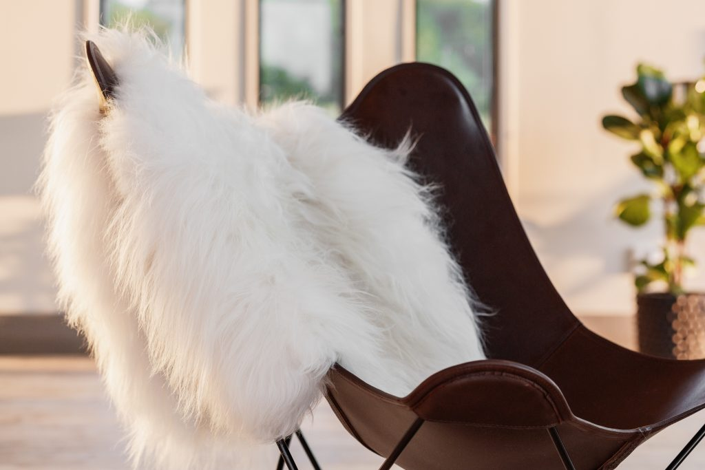 Icelandic Sheepskin White